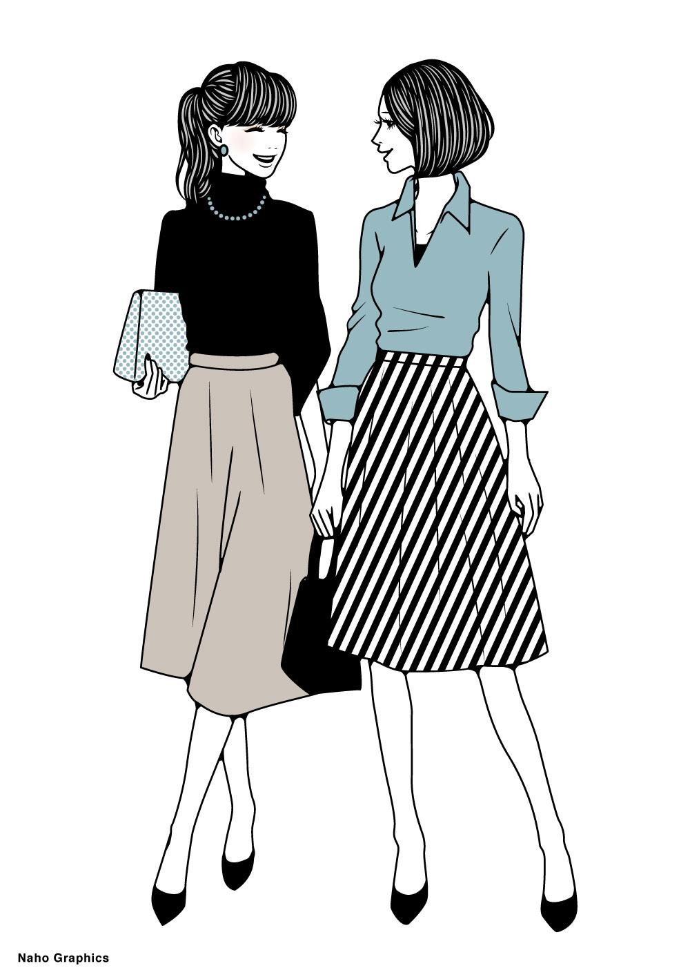 Illustration ソウノ ナホ 創作sns Galleria ギャレリア