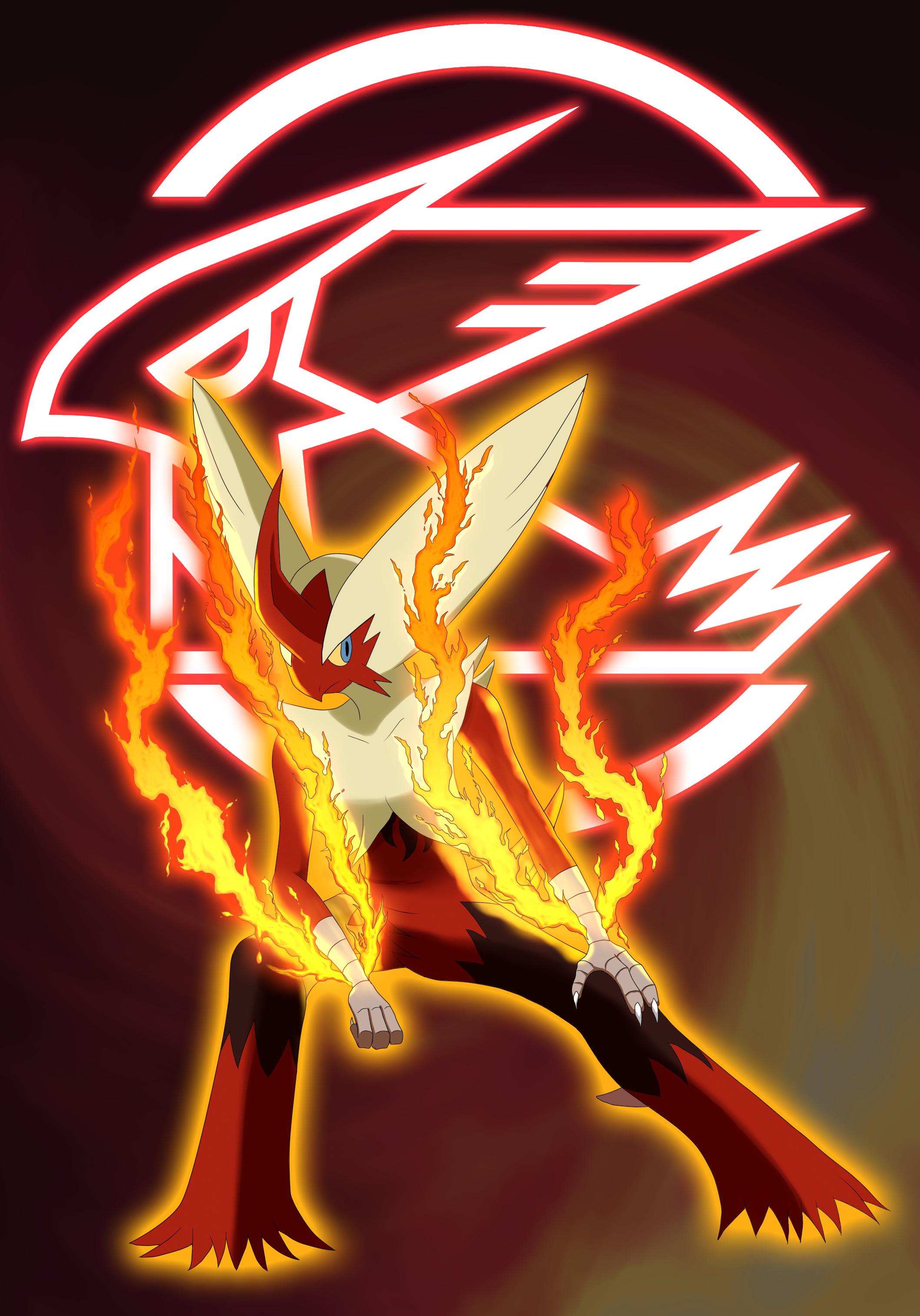 Surprise Blaze ひと勝負付き合えよ ストリクス 創作sns