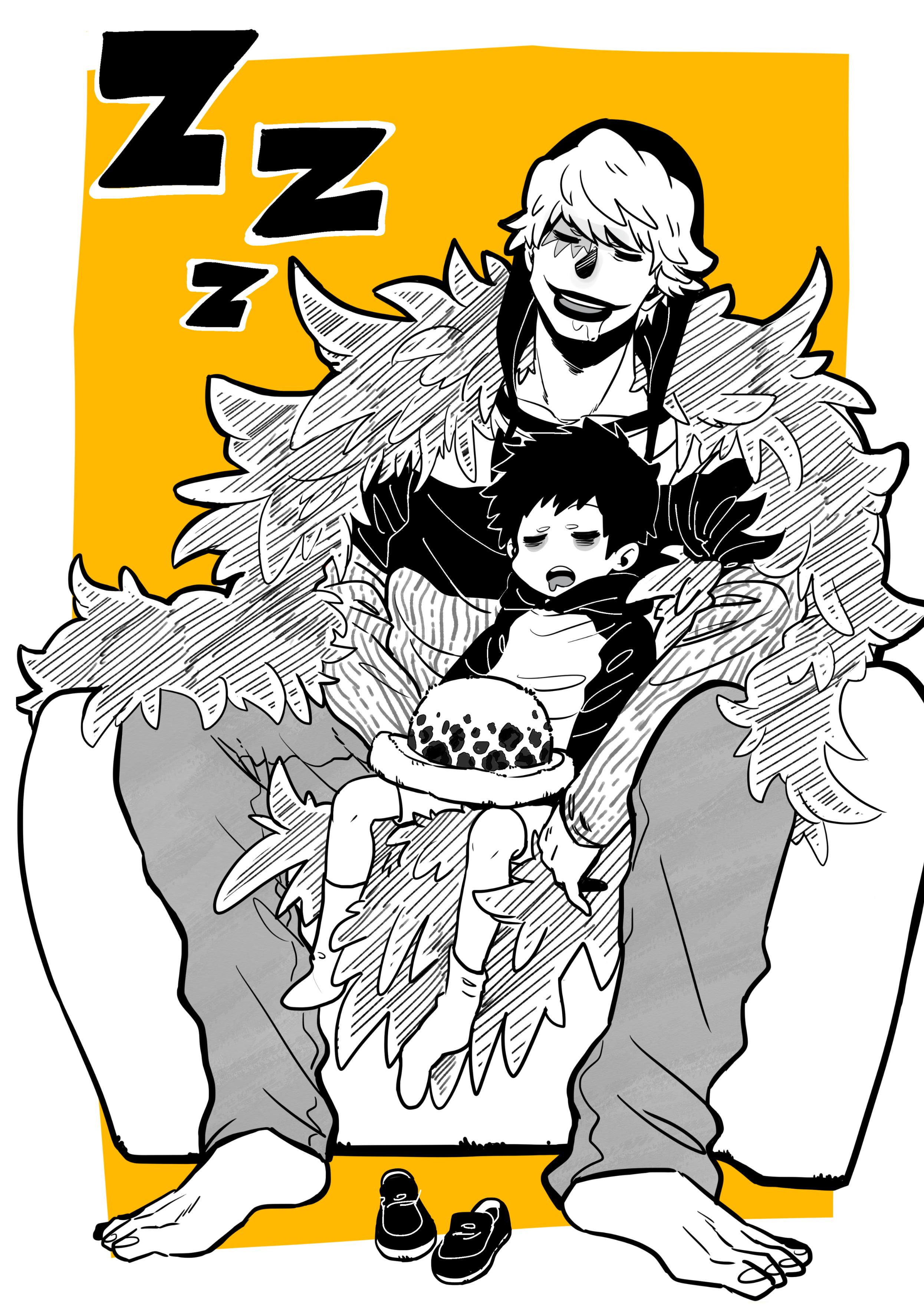 One Piece Or 白ひげ の人気イラストやマンガ 画像 創作sns